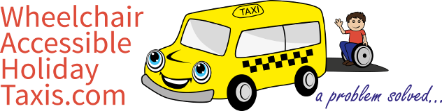 Wheelchair Accessible Holiday Taxis Logo